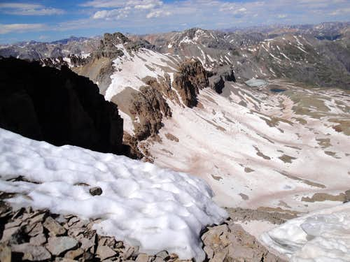 Ice Lake Basin/Pilot Knob