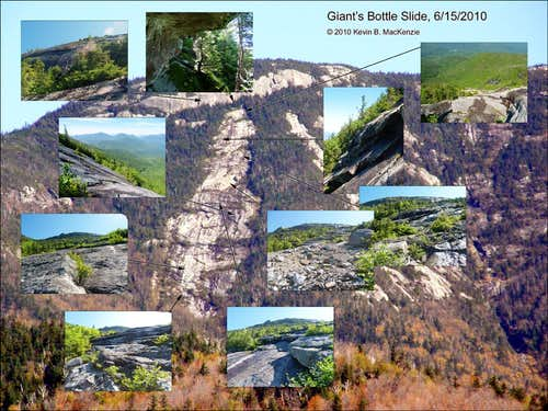 Giant Mtn. Bottle Slide ID Pic