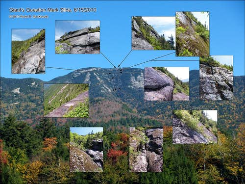 Giant Mtn. Question Mark Slide ID Pic