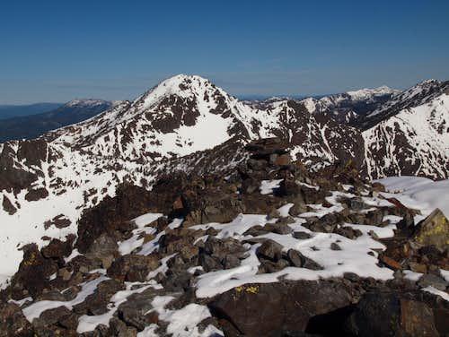 Rock Creek Butte