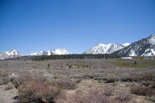 Mammoth Rock Trail