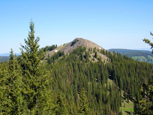 Hatten Peak