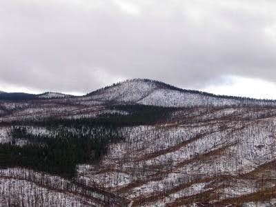Hackett Mountain