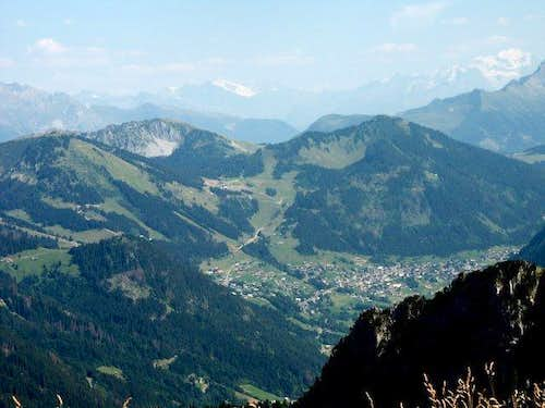 Resort Chatel, Chablais with...