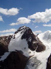 Komsomol (Nursultan) Peak