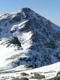 East face of Mulhacén