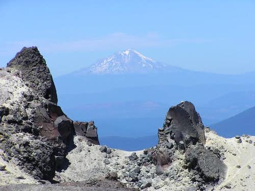 Mt. Shasta, view from near...