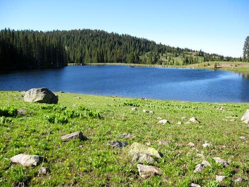 Willow Reservoir
