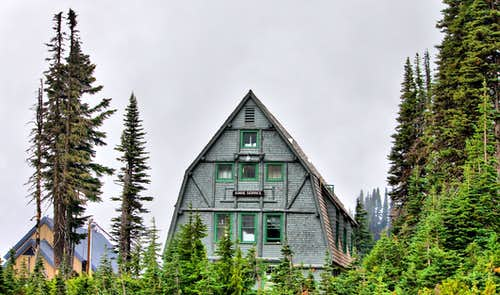 """Old Paradise"" Guide House"