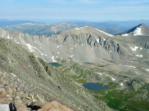 Pacific Peak Lake & Mohawk...