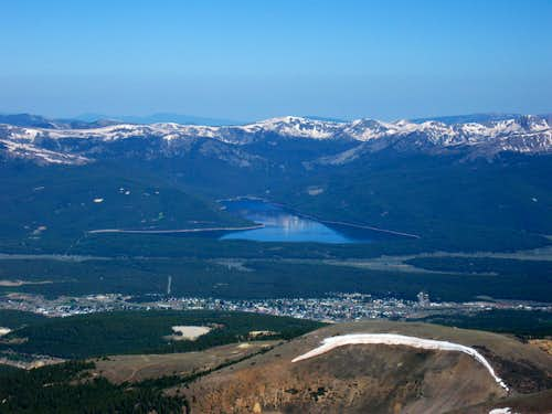 Leadville and Turquoise Lake