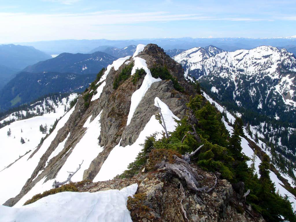 Alta Mountain South Ridge