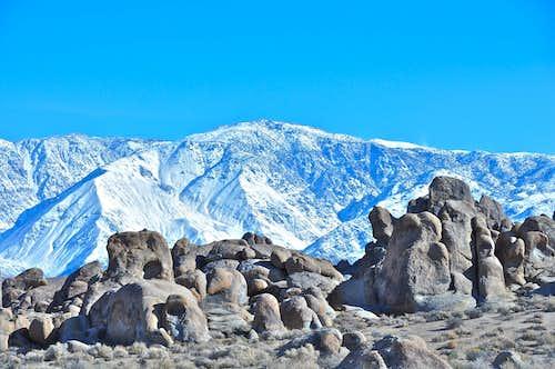 Inyo Mountains...