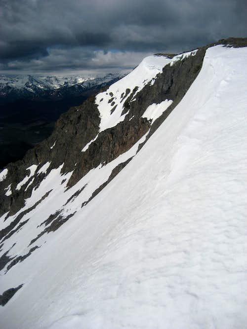 Windy Mountain Summit