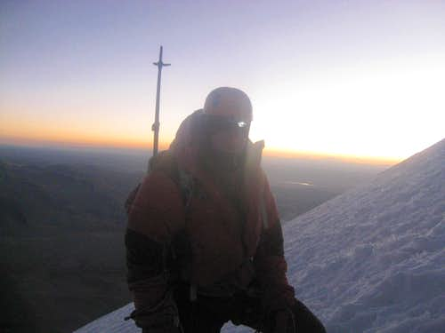 Sajama Sunrise