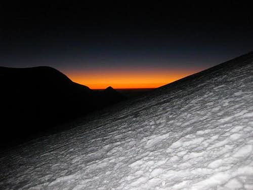 Illimani Sunrise