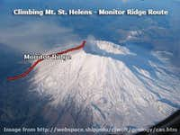 Spring slog to the crater rim of Mt. St. Helens