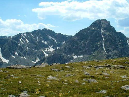 7/31/04: Holy Cross Ridge and...