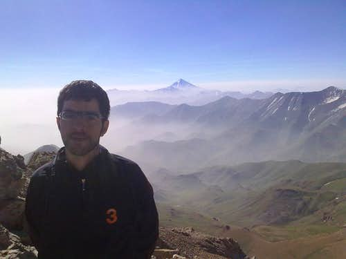 Damavand and Me