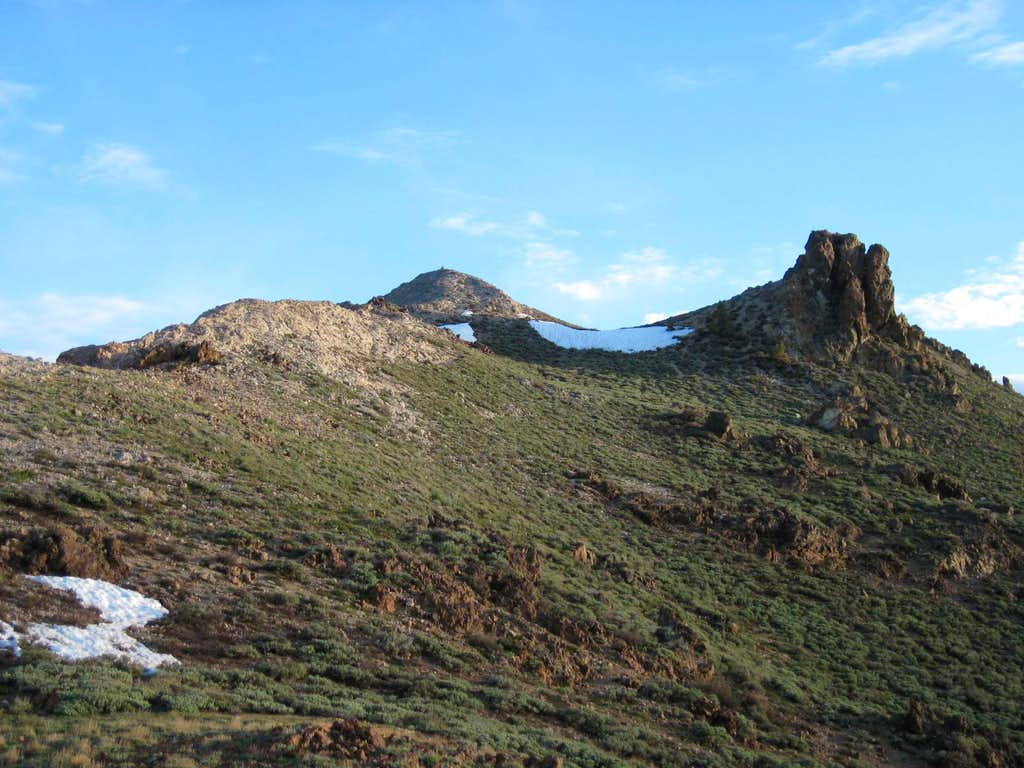 Roberts Creek Mountain