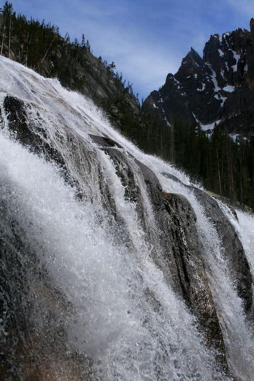 Saddleback Falls