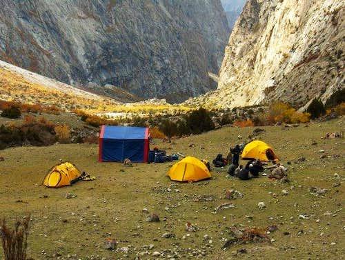 Nangma valley in kanday