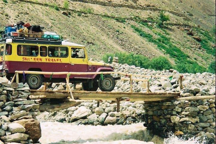 kanday Bridge