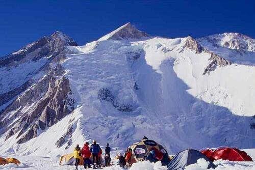 8000m Mountains