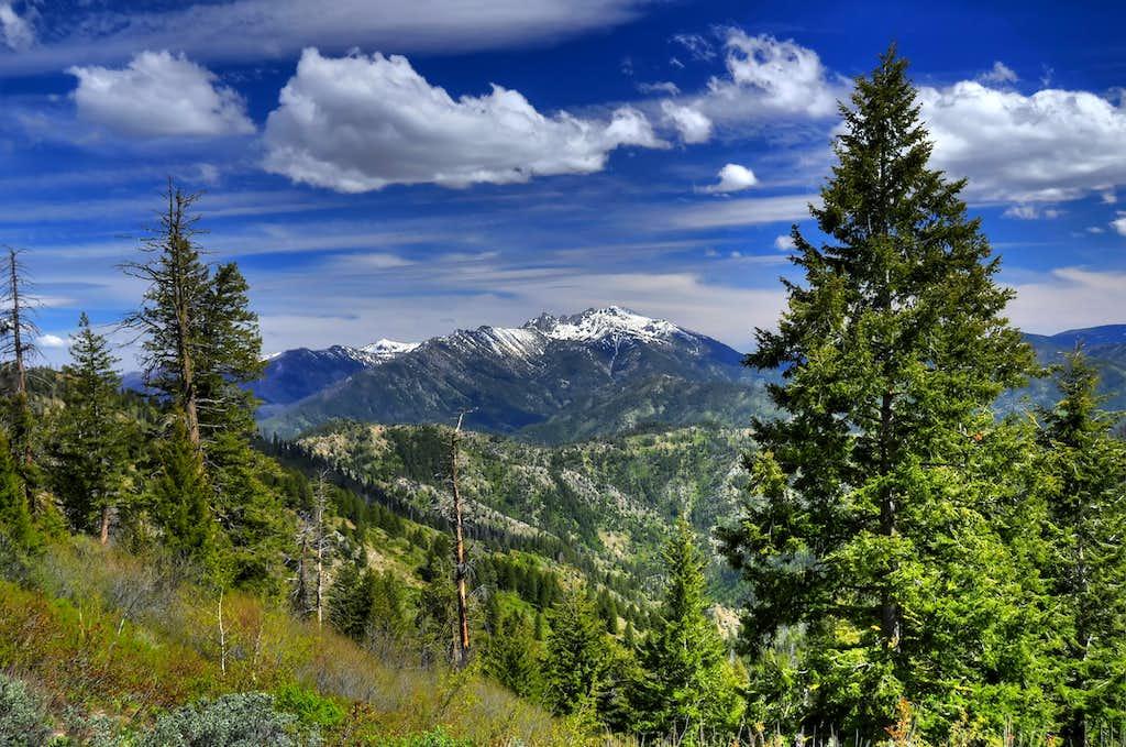 Steele Mountain