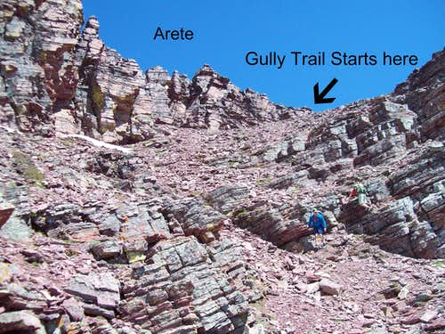 Gully Route