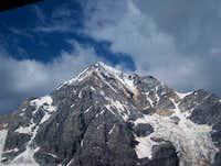 Photo of the Gran Zebru view...