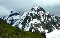 Bird Peak from Nest Peak
