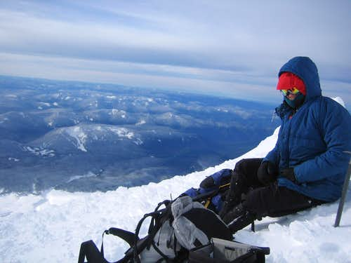 Mount Hood (winter 2006)