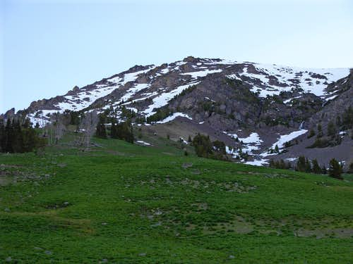 Meadow Basin Below Gardner