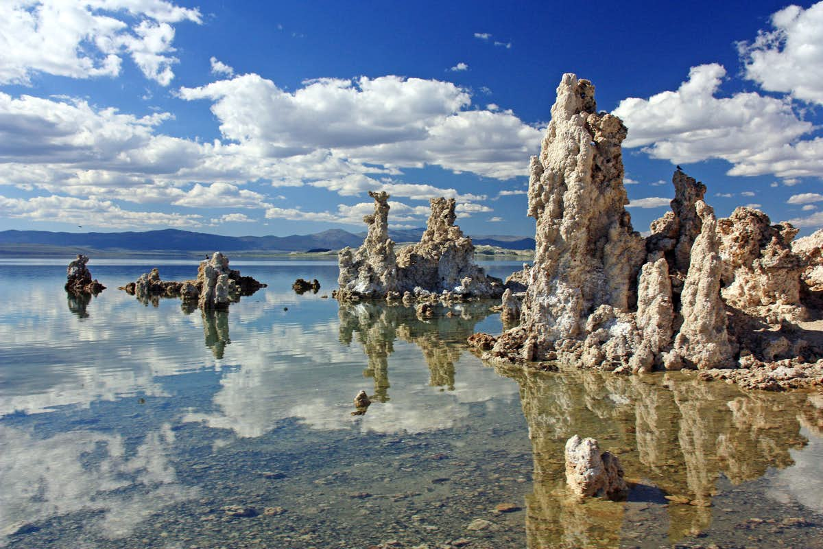 Mono Lake Tufa Towers Photos Diagrams Amp Topos Summitpost