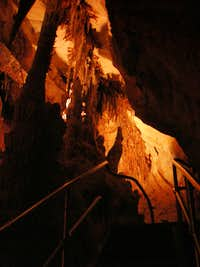 The Lehman Cave