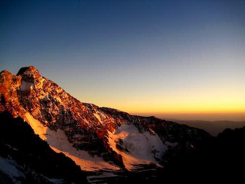 sunrise on cerro rincon