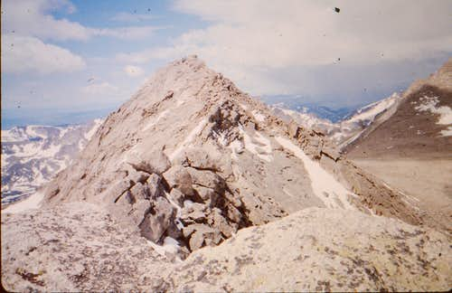 Meeker's West Summit