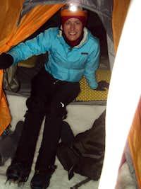 Alpine Start- 1am Base Camp