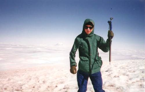 Summit of Adams, this is one...