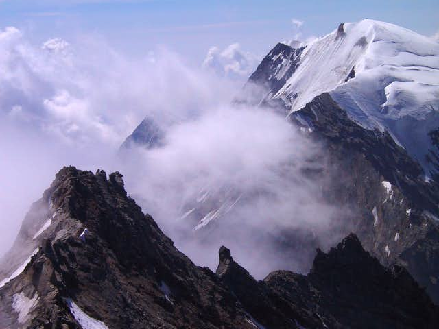 South Ridge (Südgrat)