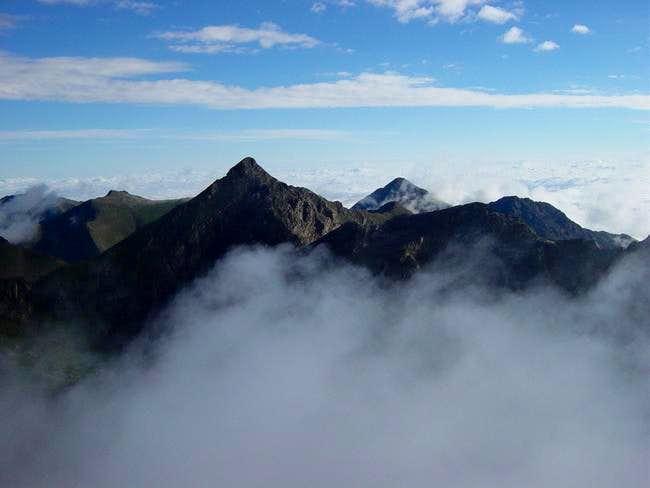 Mount Adams as seen from...