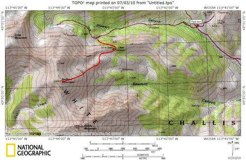 Redbird Map