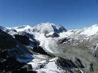 Mont Blanc du Cheillon (Arolla)