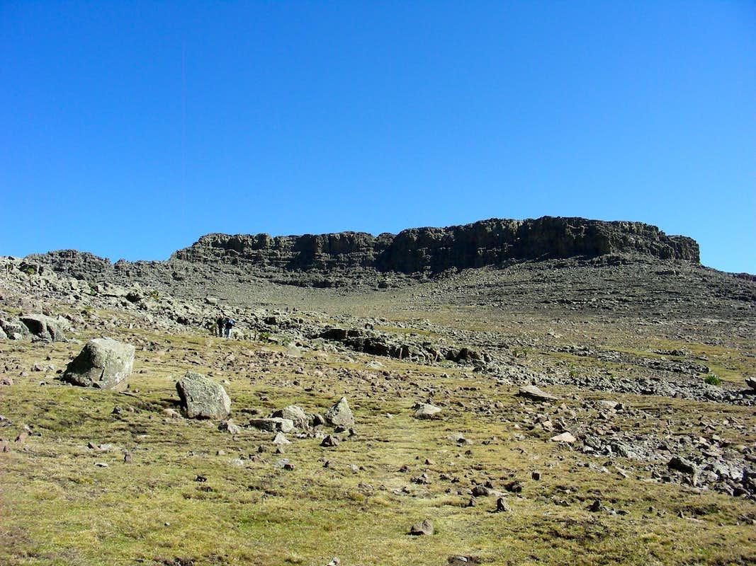 4550 m  - Ras Dashen (Etiópia)