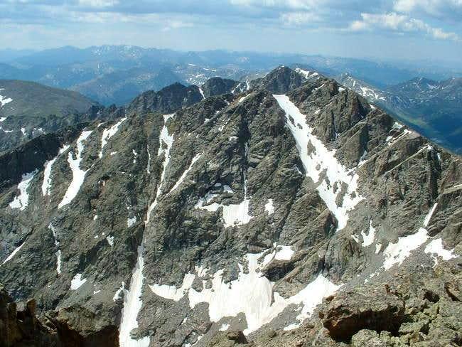 7/31/04: Holy Cross Ridge, as...