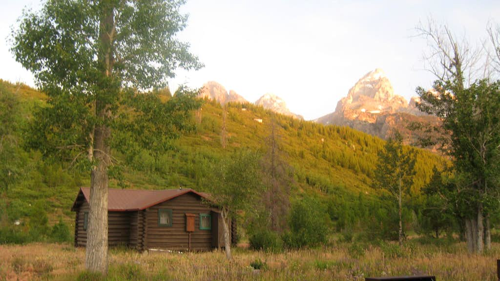 Grand Teton Climber's Ranch (American Alpine Club)