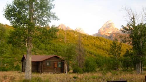 Grand Teton Climber's Ranch (American Alpine Club)