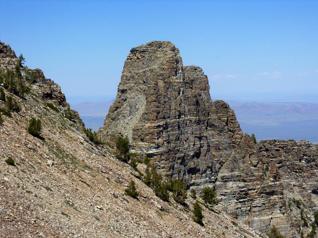 Chimney Rock 10,001'