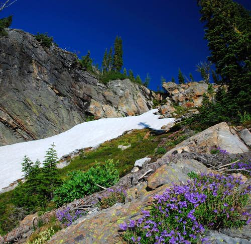 Bass Peak : Climbing, Hiking & Mountaineering : SummitPost